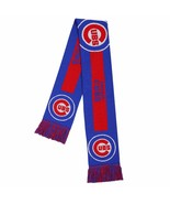 Chicago Cubs Forever Collectibles MLB Big Team Logo Knit Scarf - $18.99