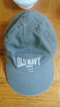 Child's Old Navy Cap Light Army Green Size Small 3/6 Mos100% Cotton Baby... - $3.99