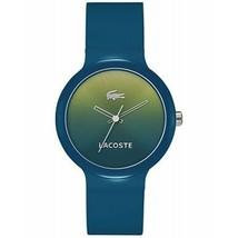 Lacoste 2020080 Watch : Quartz Analog Blue Silicone - $89.10
