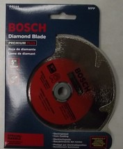 "Bosch DB568 Premium Plus 5"" Diamond Saw Blade - $14.85"