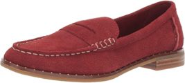 Sperry Women's Seaport Penny Suede Stud Loafers Size 10 - $49.49