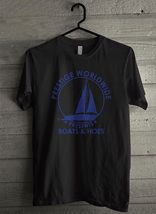Prestige Worldwide Boats & Hoes Men's T-Shirt - Custom (2618) - $19.12+