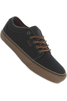 d29d96afa8fc New Vans Chukka Low Black Gum Flannel Sz and 50 similar items