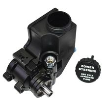Power Steering Pump GM Aluminum Type II with Integral Reservoir (Black) image 9