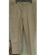"Craftsman Twill Work Pants - Size: 44"" x 32"" - Khaki Color - BRAND NEW - $26.72"