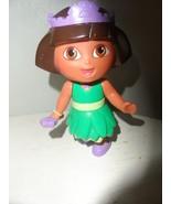 "Dora The Explorer Figure 5"" Dora Holding Wand - $4.95"