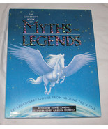 The Children's Book Myths and Legends Ronne Randall 2012 Hardcover USA - $11.72