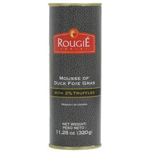 Mousse of Duck Foie Gras Fully-Cooked with Truffles - 24 cans - 11.2 oz ea - $840.42