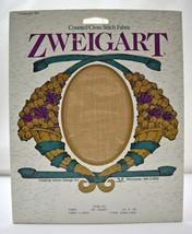 """Zweigart Dublin 25 Count Cross Stitch Fabric Sand Linen 14""""x18"""" New Old ... - $12.30"""