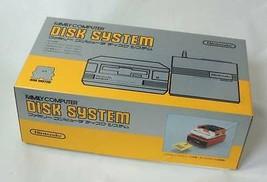Famicom Disk System Console Boxed  Nintendo HVC-022 Japan Game Rare  - $420.55