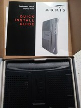 Arris Touchstone TM502G Cable Modem Wireless Router With Battery And Pow... - $23.66