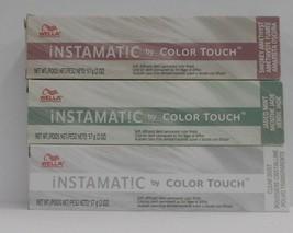 Wella Color Touch Instamatic Demi-Permanent Hair Color Cream ~ 2 Fl. Oz. / 60 Ml - $6.19+