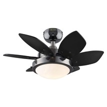 Westinghouse Lighting 7224600 Quince Indoor Ceiling Fan with Light, 24 I... - $999.99
