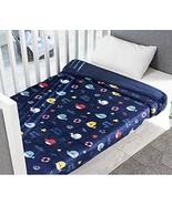 Nautical Sailor Soft Swaddle Blanket Crib Baby Girl Stroller Nursery Sec... - $44.50