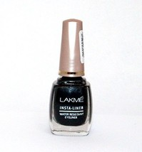 Lakme Insta-Liner Water Resistant Eyeliner Black Eyes makeup 9 ml. by Lakme - $4.95
