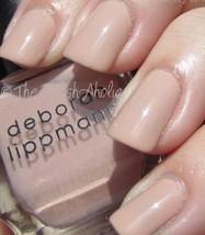 Deborah Lippmann Naked For Resale Nail Polish - $16.83