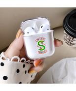 Riverdale Transparent Apple AirPod Case Charging Earphone Cover Kawaii C... - $3.99