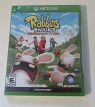Rabbids Invasion (Microsoft Xbox One, 2014) - $14.85