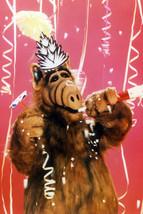 Alf in Party Mood cult Alf TV series 18x24 Poster - $23.99