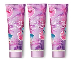 Victoria's Secret Chasing the Sunset Fragrance Lotion - Berries Solar Pe... - $38.99