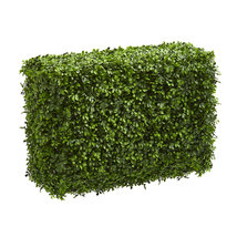 "30"" Eucalyptus Artificial Hedge - $185.95"