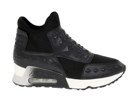 Sneakers ASH LASERSTUDS in tessuto nero - Scarpe Donna - $137.23
