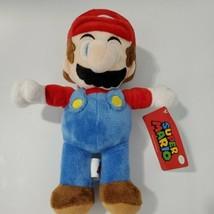"Super Mario Bros Plush Toy Doll 7"" Nintendo 2018 Good Stuff Video Game A... - $10.89"