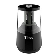 Tihoo Electric Pencil Sharpener with Safety Device, Fast Sharpen and Aut... - $24.54