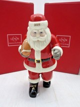 Lenox 2015 Football Santa Claus Figurine Annual Touch Down Christmas NEW IN BOX - $41.58