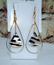 Drop Earrings with the Look of Designer Earrings - $6.44