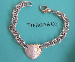 """TIFFANY & CO. """"PLEASE RETURN TO TIFFANY & CO."""" ... - $175.00"""