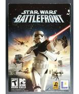 Star Wars: Battlefront (PC, 2004) - $7.00
