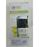 Aura Cacia Lemon Essential Oil Blend, 0.5oz  - $9.85