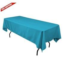 Gee Di Moda 60x102-Inch Polyester Rectangular Tablecloth - Caribbean - $19.96
