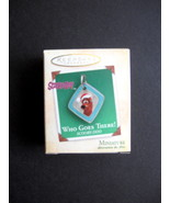 2004 Miniature Hallmark Keepsake Ornament - Who Goes There! Scooby-Doo -... - $10.00