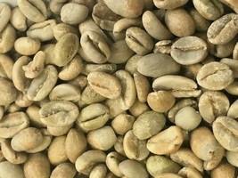 green coffee beans 5 pounds ethiopia harrar meslaesla. Nice dark Roast! - $39.60