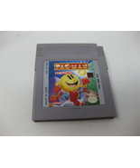 Pac Man GREY (Nintendo Gameboy GB) Cart Only GREAT Shape Tested - $10.29
