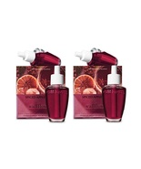 Lot of 4 Bath & Body Works Spiced Apple Toddy Wallflower Home Fragrance ... - $22.50