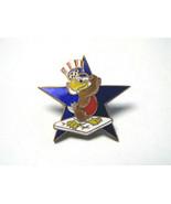 Sam Eagle WRESTLING 1984 LA Olympics Limited Ed. Collector Pin Series #2 - $7.84