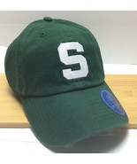 Michigan State Spartans NCAA / Staple Adjustable TOW Hat Baseball Cap / ... - $19.82