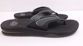REEF MENS SANDALS BLACK ICE SIZE 8 EUR 40 New Retail $59 - $60.24 CAD