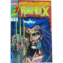 Marvel Comics Presents #80, Weapon X. The Origin of Wolverine, FINE - $14.99