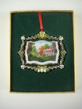 Mount Vernon Christmas Ornament 2012 George Washington 24 kt. Gold Finish - $34.64