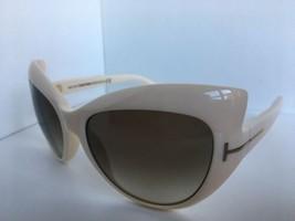 30704e31bf99 Neu Tom Ford Bardot Tf 9284 Tf9284 25f 59mm Weiß Überdimensional Damen -  £96.09 GBP