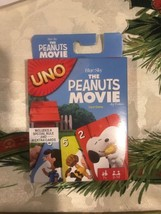 UNO The Peanuts Movie Card Game - $13.85