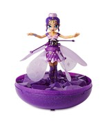 Crystal Pixie Flyers Purple Doll Flying Fairy *New* Hatchimals - $39.55