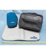 Lotto Di 3 Morbido Equipment Borse Delsey Ecc. Dq - $35.95