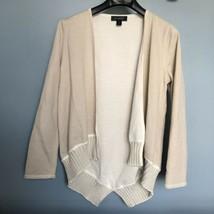 St. John Perfect Open Cardigan Knit Jacket Sz S - $176.22