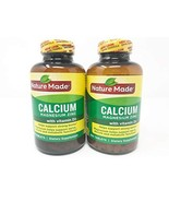 Nature Made Calcium Magnesium Zinc Tablets with Vitamin D, 300 Count Pack of 2 - $49.10