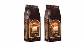 Kahlua Gourmet Ground Coffee, Mocha, 12 Ounce-2-Pack (Mocha, 2-Pack) - $18.61